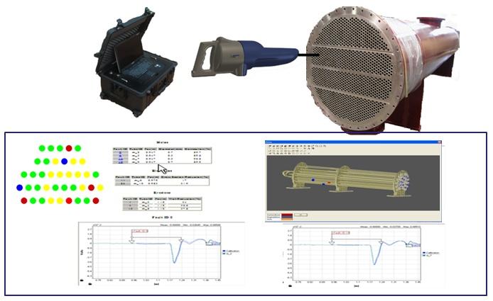 Диагностика теплообменников теплообменник пластинчатый цена м6 fg66